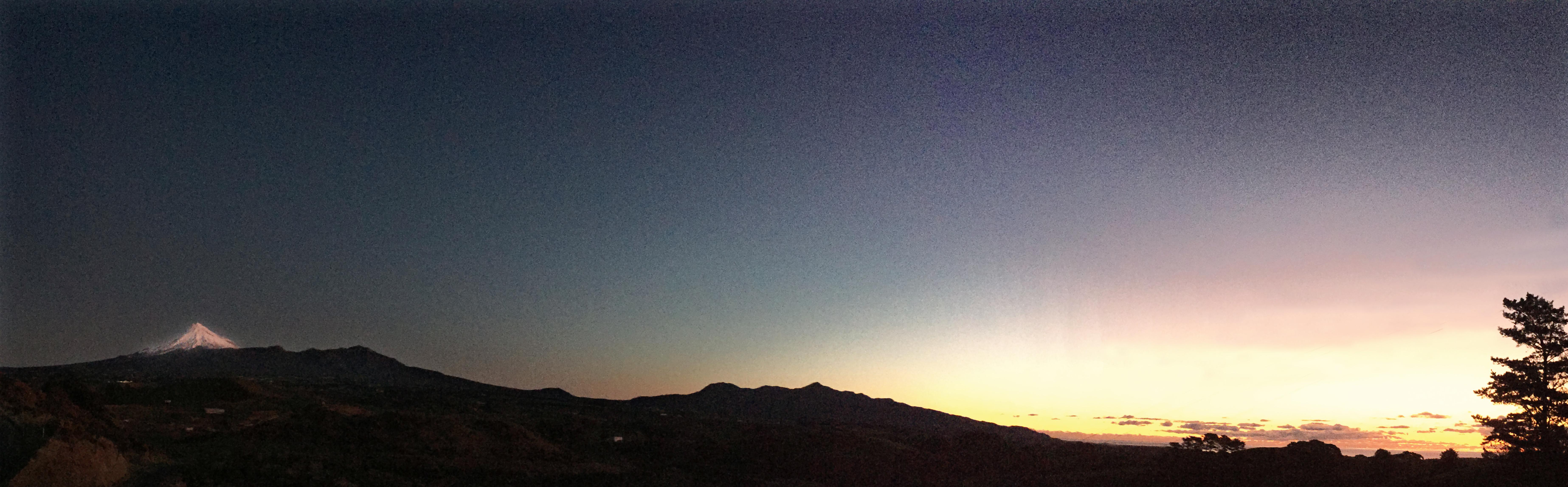 Evening Mt July 2015