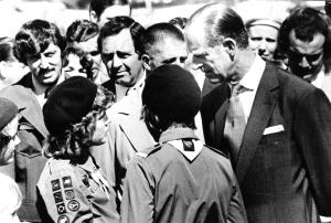 Royal tour 1978