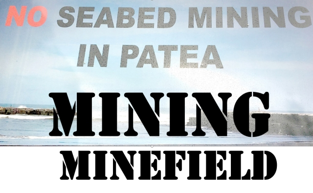 Seabed mining
