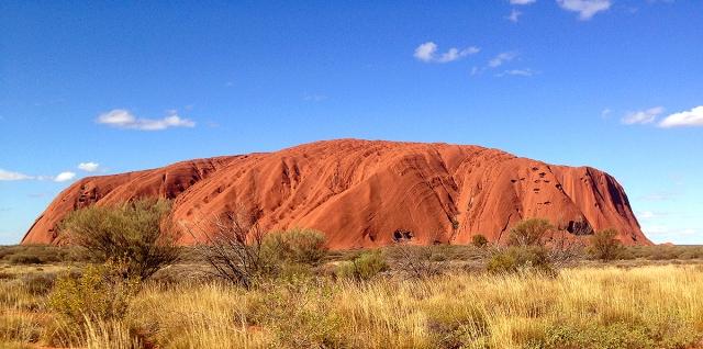Uluru First