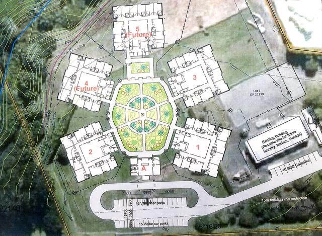 Dementia centre plan