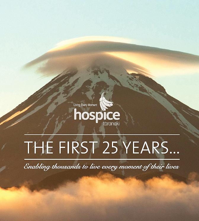 Hospice book cover