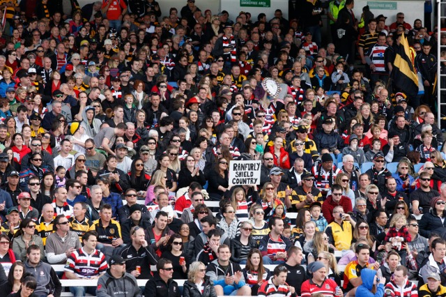 crowd - Rugby #1